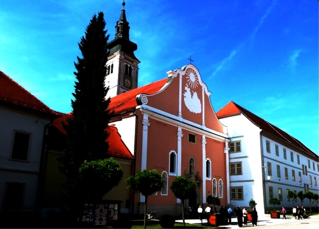 Varazdin Cathedral