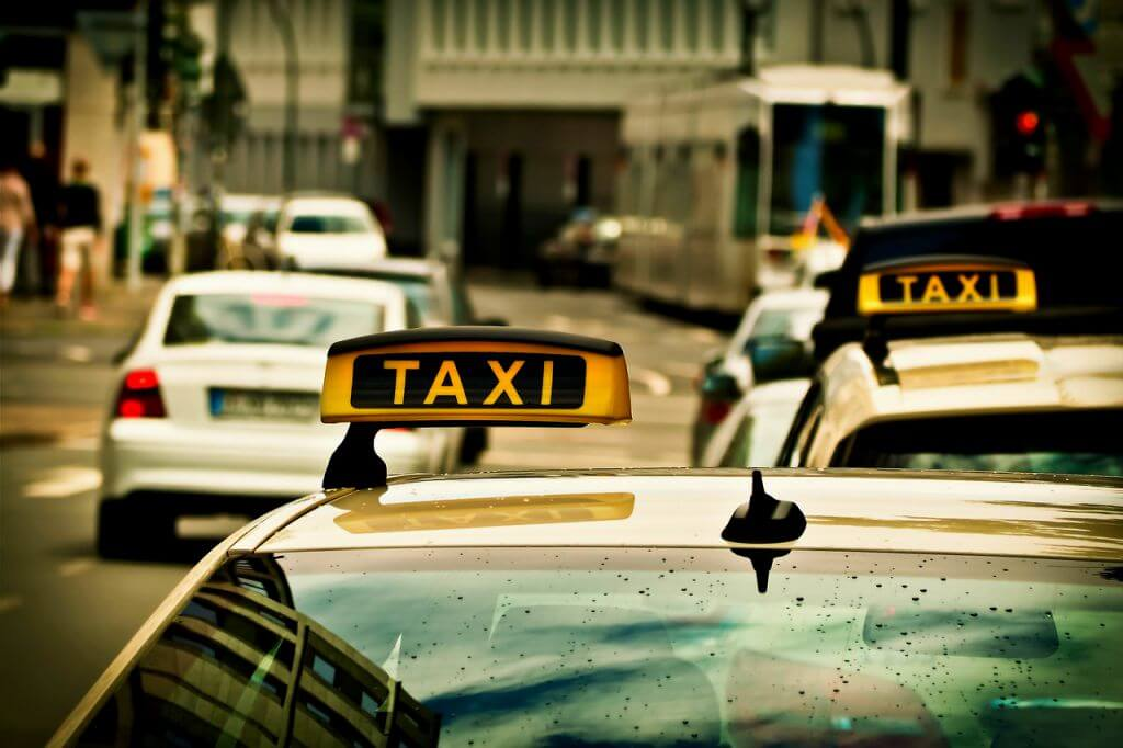 Taxi, Travel in Croatia