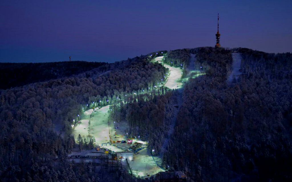 Ski Resort Sljeme