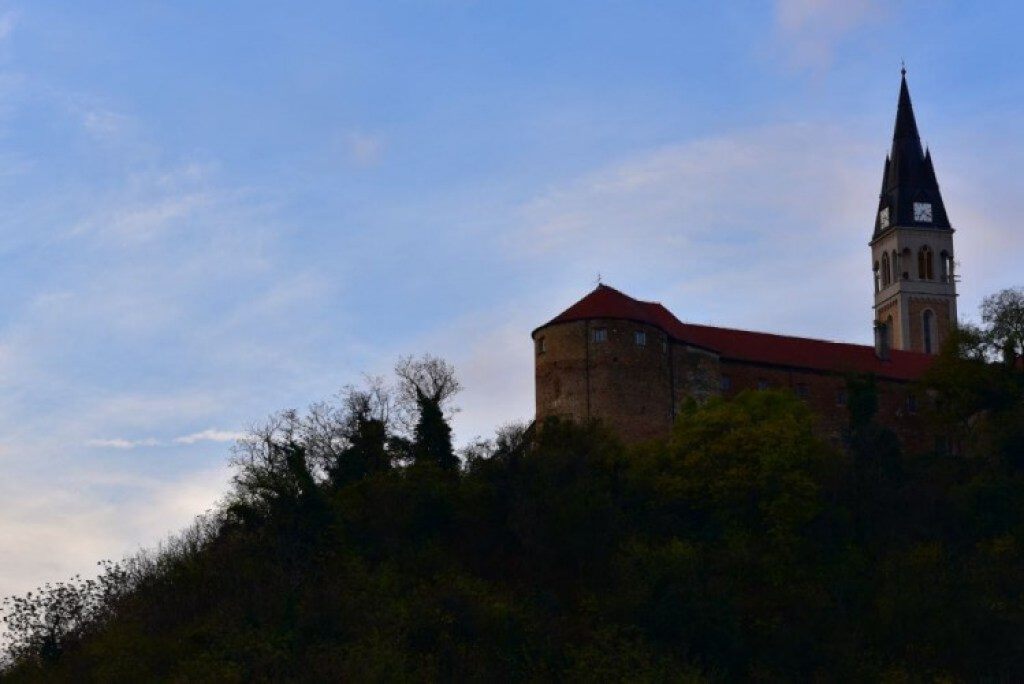 Church and Franciscan Monastery, Ilok