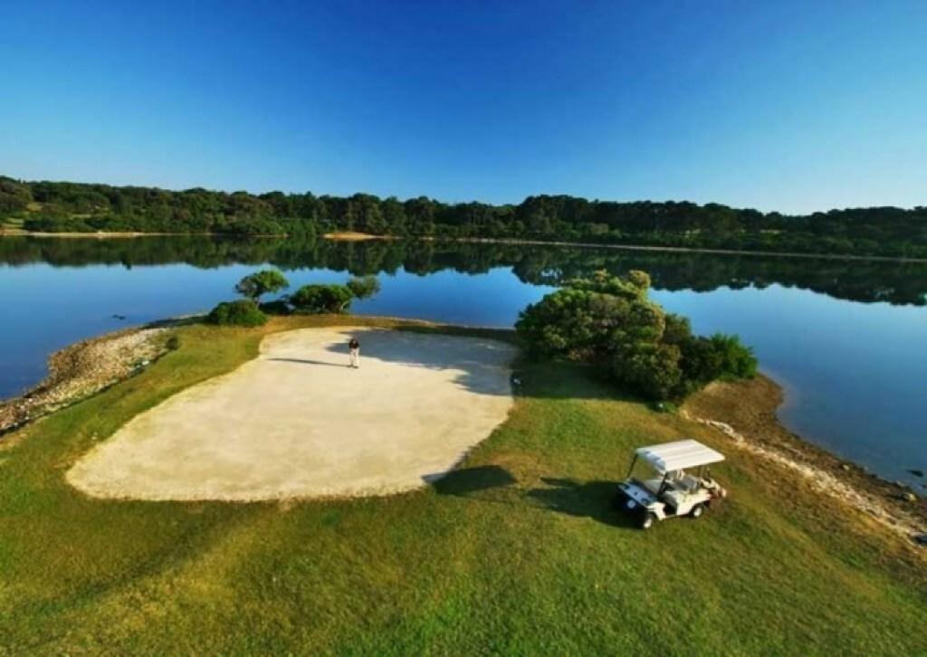 Golf, Brijuni