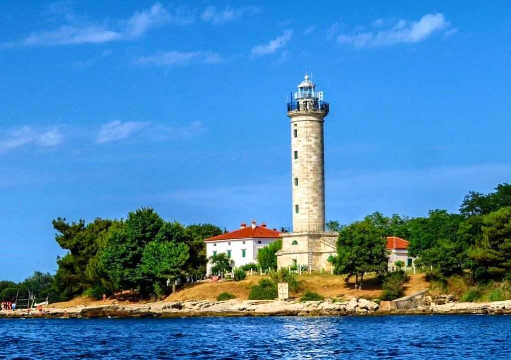 Savurdia, Stay in a Lighthouse in Croatia