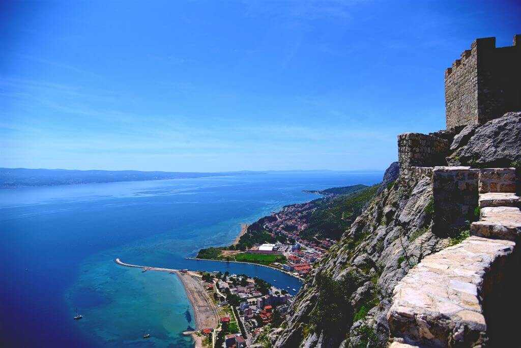 Omis Fortress