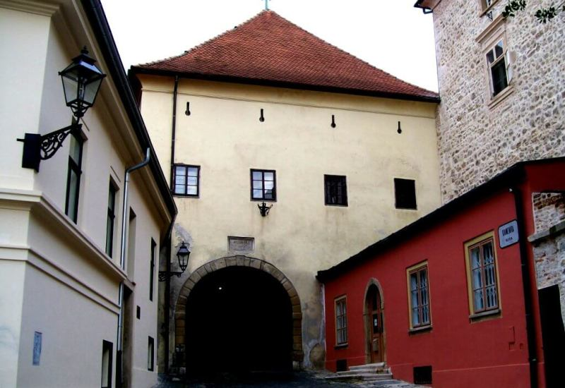 The Stone Gate, Zagreb