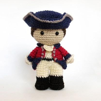 Toy Art Amigurumi Lord John Grey - Outlander