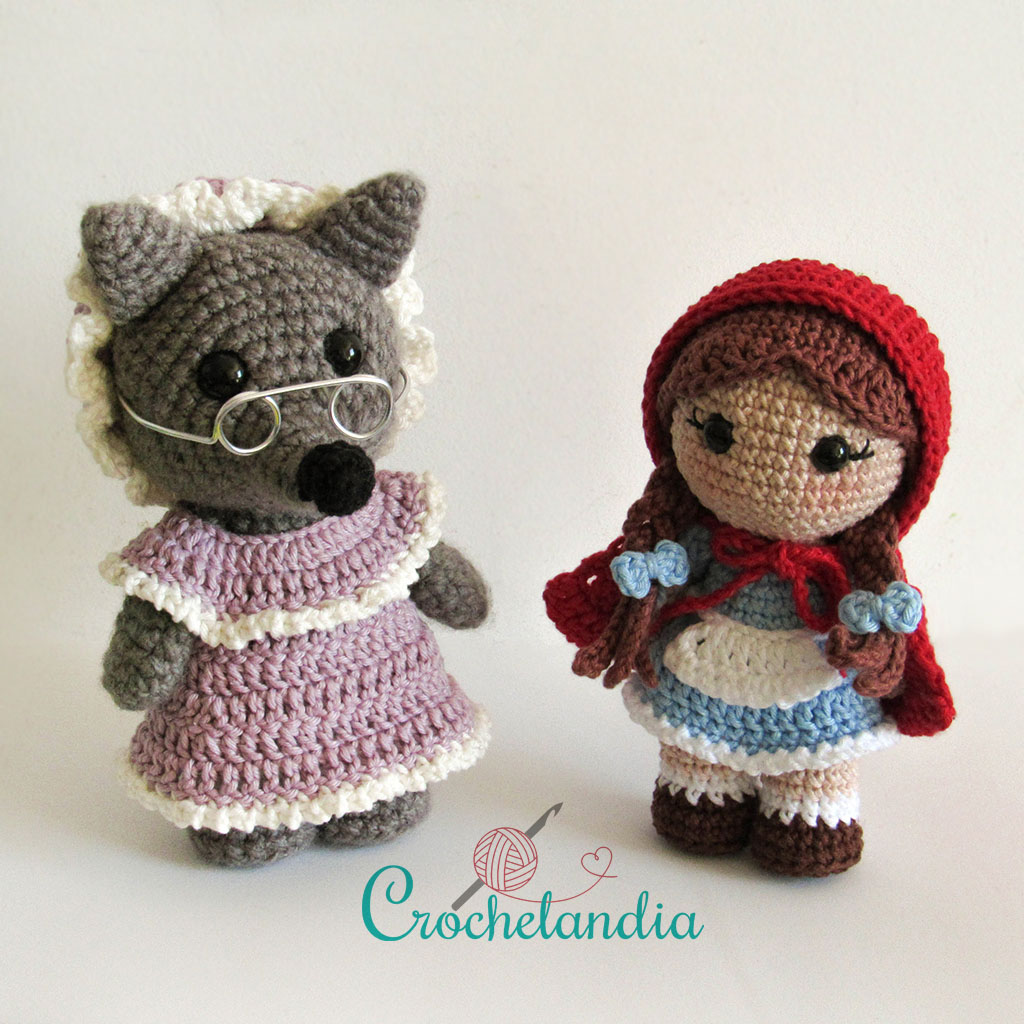 Crochet Pattern: Wolf Dog Amigurumi Plush | Crochet patterns ... | 1024x1024