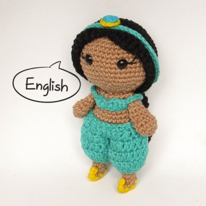 Toy Art Amigurumi Jasmine