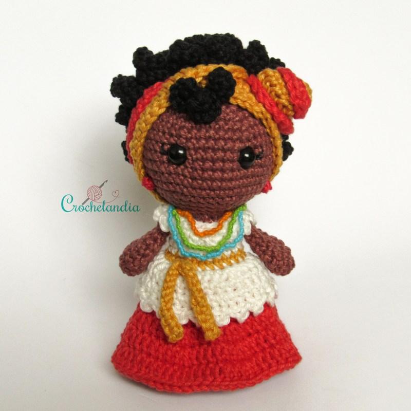 Toy Art Baiana - by Crochelandia