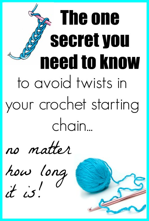 This is so simple - why didn't I think of this. Seriously, life changing for people who love to crochet.