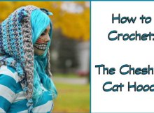 Free crochet pattern and video for this thicky and chunky hoodie with braids and optional ears.
