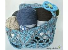 Market Bag Crochet Pattern Is The Strongest Bag