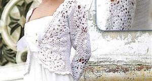 Bolero Esquema Crochet