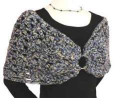 Caron Shoulder Shrug