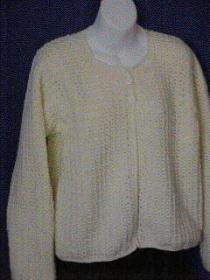 kim guzman free pattern jiffy cardigan jacket sweater crochet