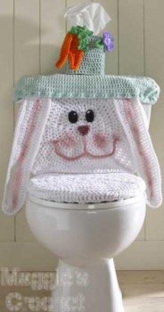 http://www.maggiescrochet.com/easter-bunny-toilet-cover-pattern-p-1236.html?zenid=6a960da85de1ed5fd35f4a7539ad4e95