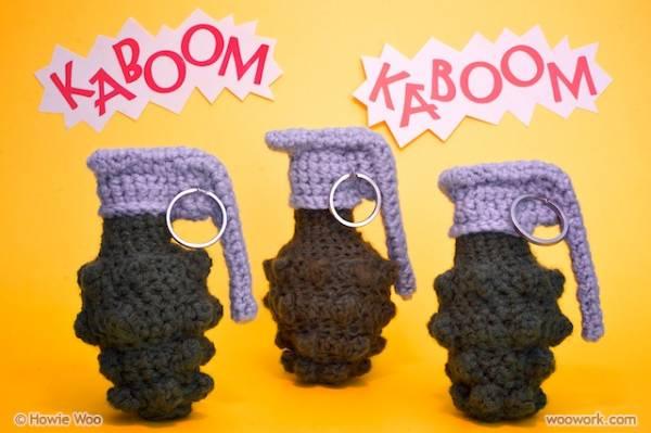 crochet-grenades