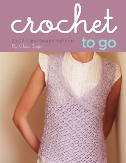 CROCHET TO GO DECK BY ALICIA BERGIN