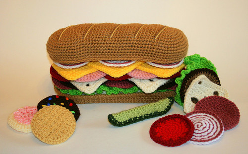 Food For Thought And Crochet Crochet