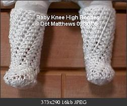 cro baby kneehi socks 0113