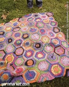 cro wald blanket 1013