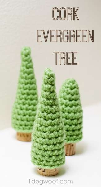 How many cute crochet trees can we use crochet for What do we use trees for