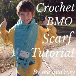 cro robot scarf 0114