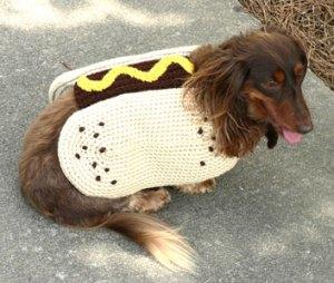 Hot Dog Coat - Caron