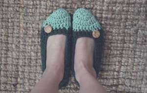 cro slipper button 0614