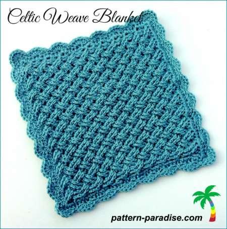 A Wonderful Crochet Blanket