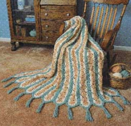 Is This The Worlds Fastest Crochet Afghan Pattern Crochet