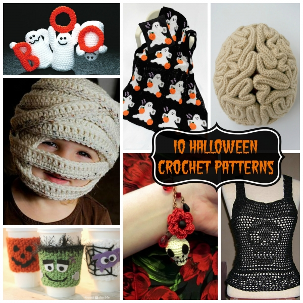 10 Halloween Crochet Patterns - CraftGossip