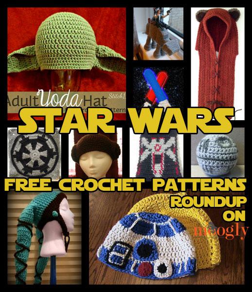 10 Star Wars Crochet Patterns For Free