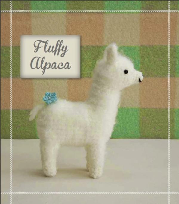Amigurumi Alpaca Free Crochet Patterns | 682x600