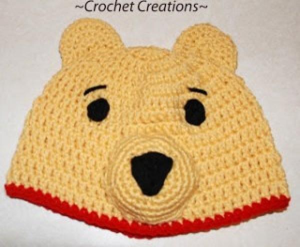 8 Crochet Patterns Of Character Hats For Kids Crochet