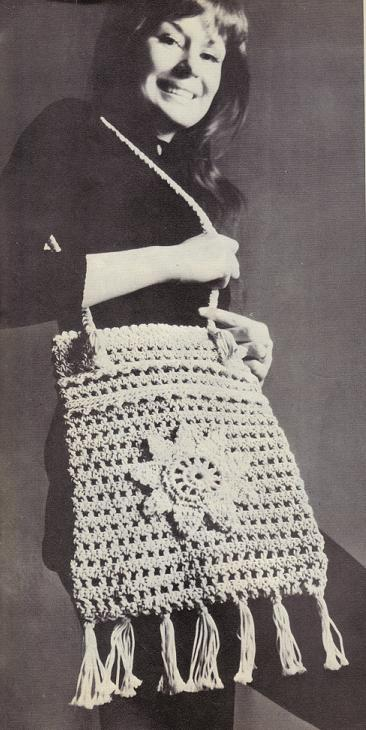 Free Pattern – Vintage Star Bag