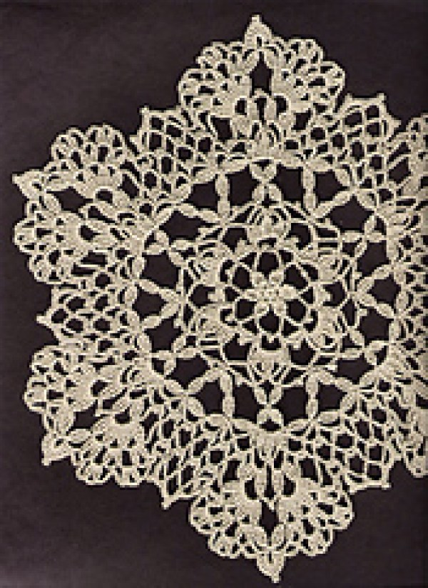 8 Beautiful Crochet Doily Patterns Crochet