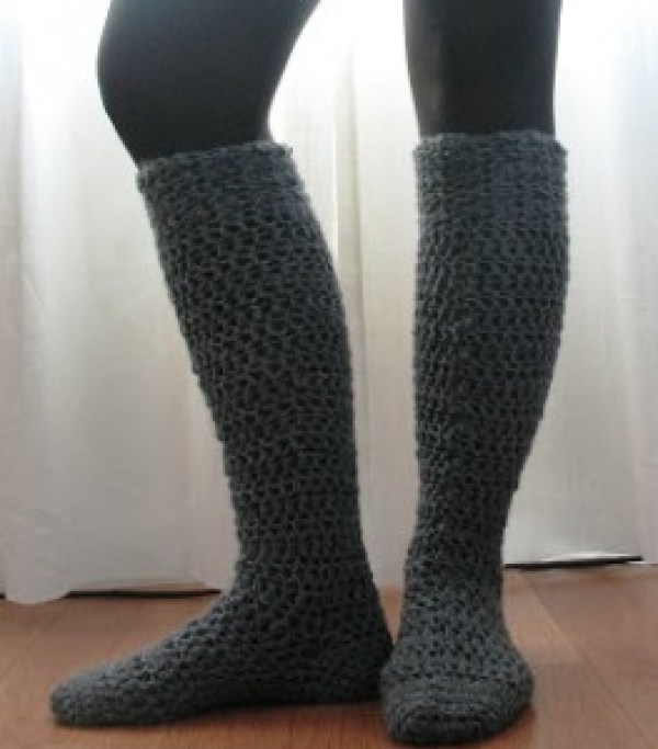 You Asked For It 8 Crochet Sock Patterns Crochet