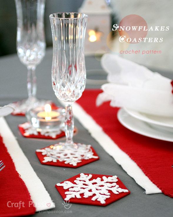 christmas-coasters-crochet-snowflake