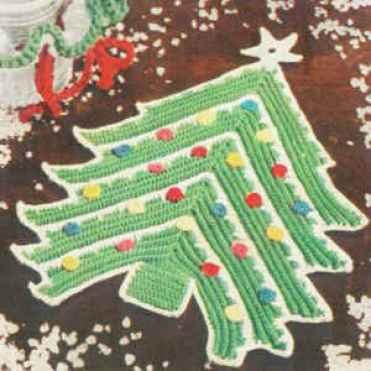 crochet-christmas-tree-pot-holder-free-pattern