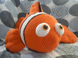 Free Amigurumi Fish Pattern : Of the best finding dory crochet patterns u crochet