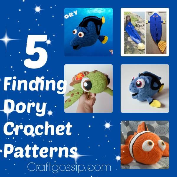 finding-dory-crochet-patterns