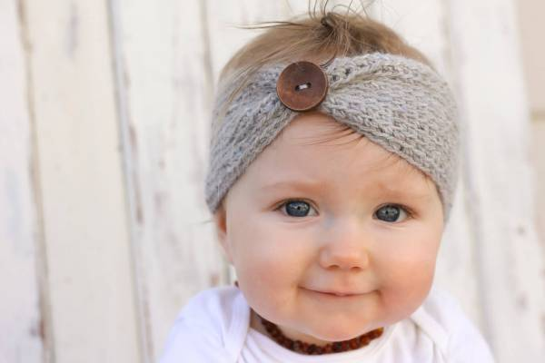 Crochet Headband Pattern – Crochet