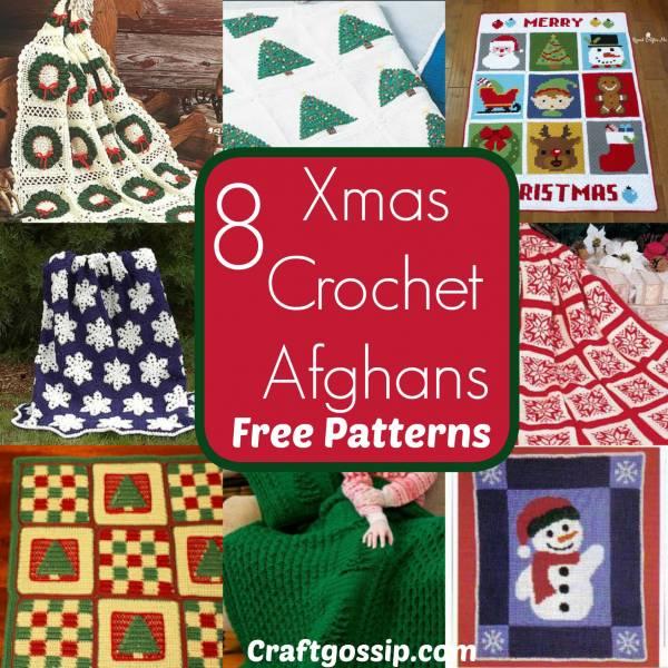 christmas-free-crochet-afghan-blankets-rugs-xmas-holiday