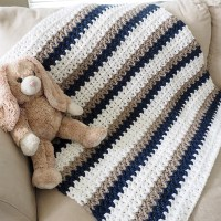 Make It In One Day Baby Blanket