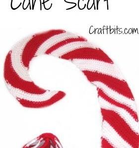 8 Festive Christmas Crochet Scarf Patterns