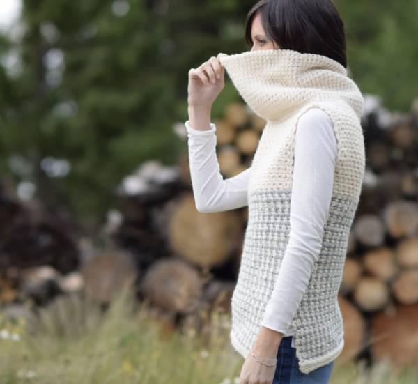 Amazing Crochet Cowl Pattern