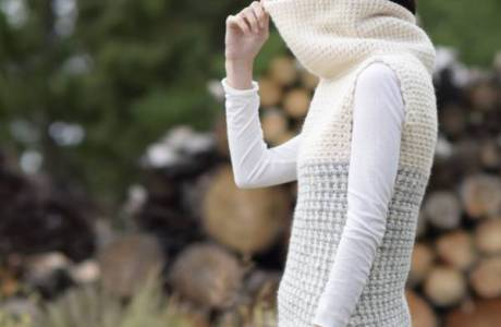 Amazing Crochet Cowl Pattern