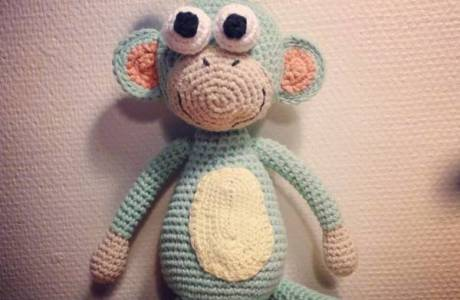 ee923cb7661 Free Crochet Pattern – Superhero Finger Puppets – Crochet