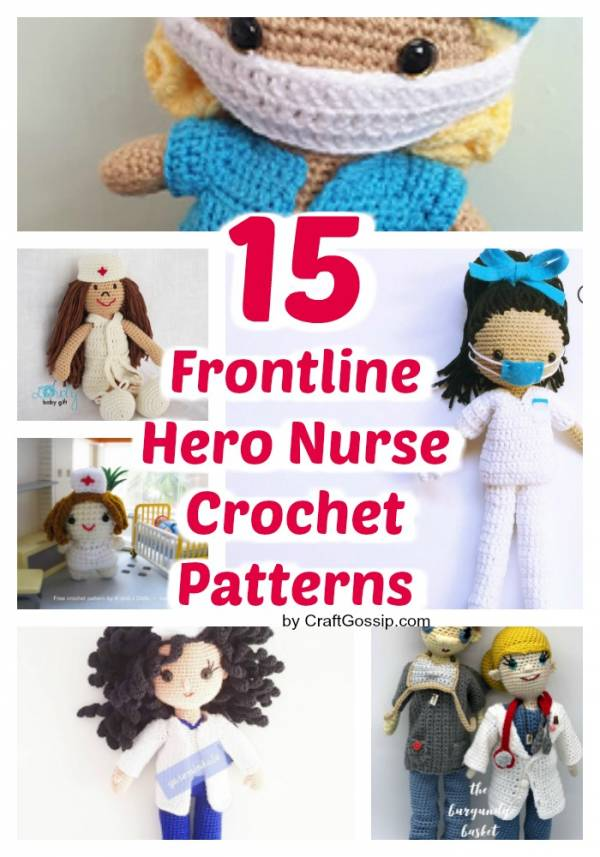 46 Fantastic Diy Amigurumi Pieces Patterns That Will Upgrade Your ... | 857x600
