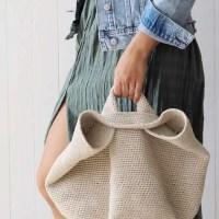 Crochet Pattern - Auden Bag / Tote by Lakeside Loops